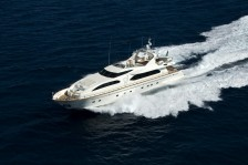 Falcon 102&#039; at sea 2